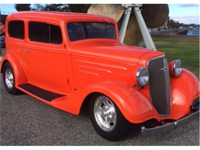 1935 Chevrolet 2-Dr Sedan (CC-1338392) for sale in New York, New York