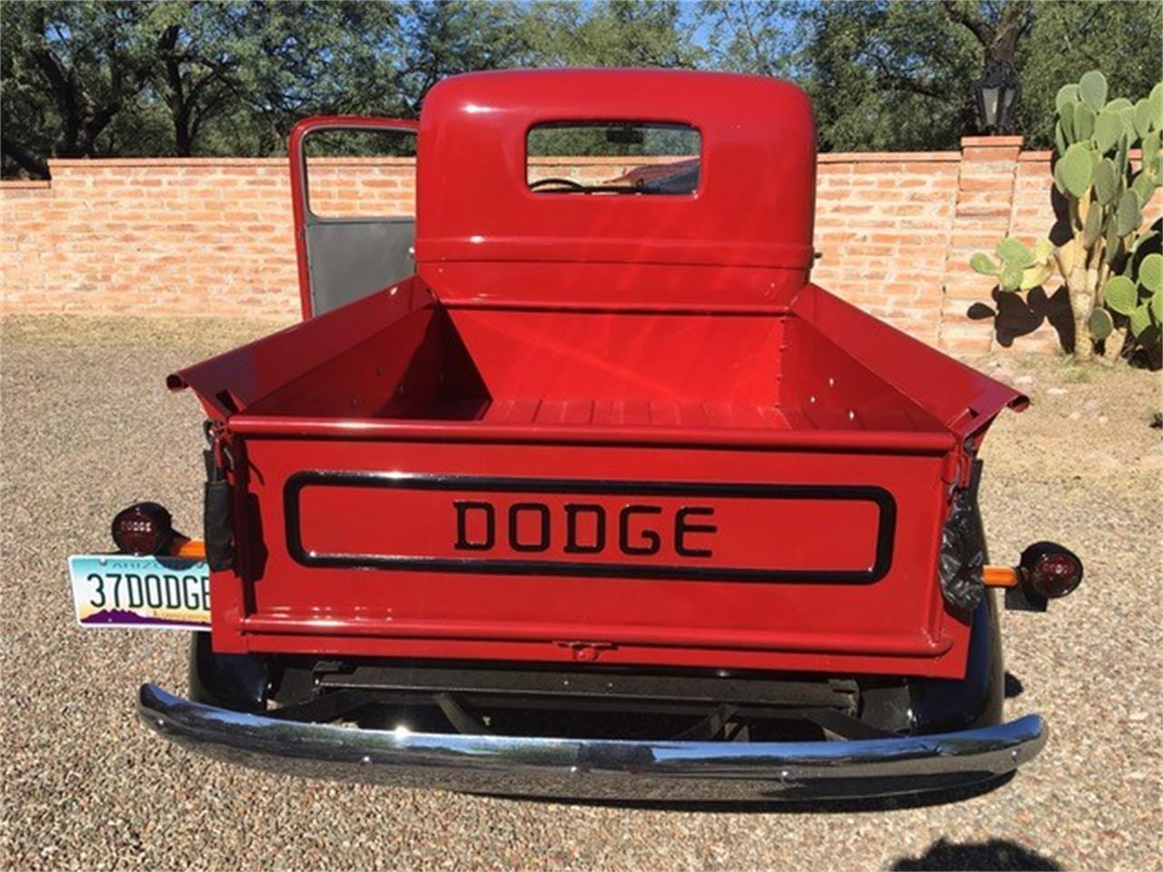 1937 Dodge Pickup (CC-1338399) for sale in TUBAC, Arizona