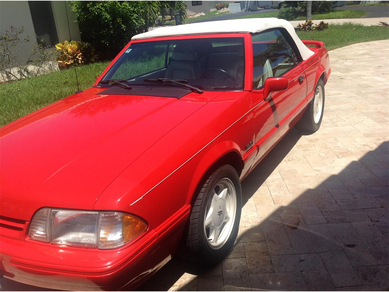 1992 Ford Mustang (CC-1330084) for sale in Pompano Beach, Florida