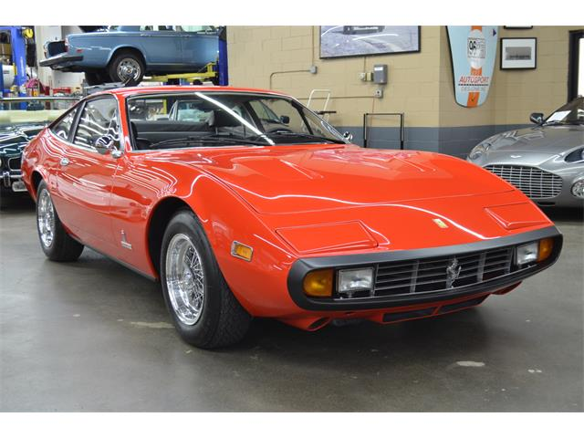 1972 Ferrari 365 GT4 (CC-1338400) for sale in Huntington Station, New York