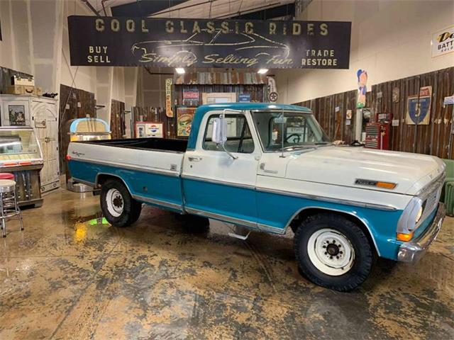 1970 Ford F250 (CC-1330841) for sale in Redmond, Oregon