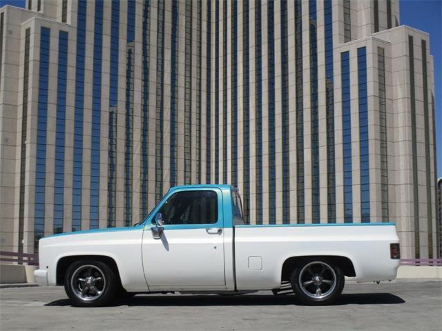 1986 Chevrolet C10 (CC-1338413) for sale in Reno, Nevada
