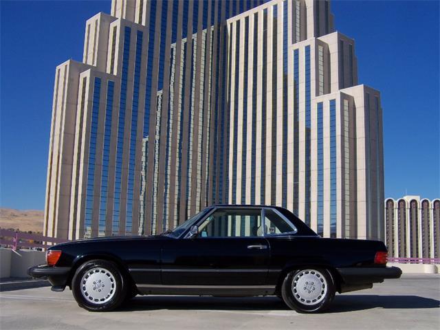 1988 Mercedes-Benz 560 (CC-1338445) for sale in Reno, Nevada