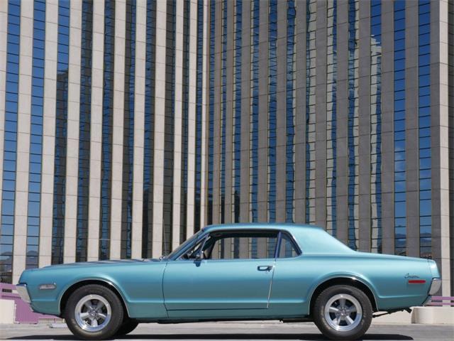 1968 Mercury Cougar (CC-1338446) for sale in Reno, Nevada