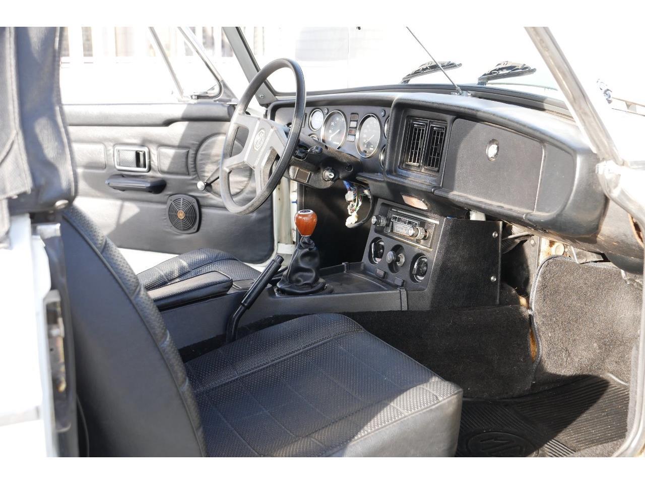 1978 MG MGB (CC-1338447) for sale in Reno, Nevada