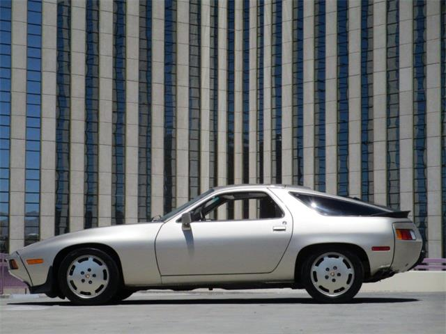 1986 Porsche 928S (CC-1338451) for sale in Reno, Nevada