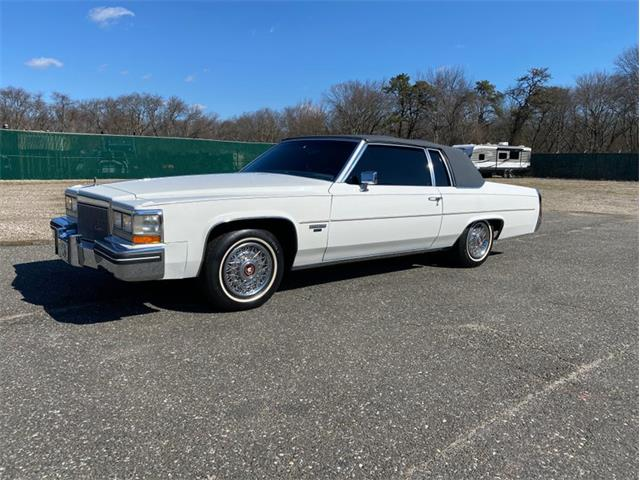 1983 Cadillac Coupe
