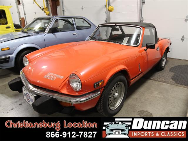 1978 Triumph Spitfire (CC-1338476) for sale in Christiansburg, Virginia