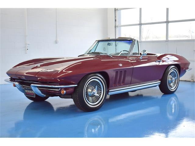 1965 Chevrolet Corvette (CC-1338504) for sale in Springfield, Ohio