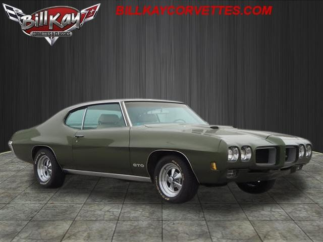 1970 Pontiac GTO (CC-1338517) for sale in Downers Grove, Illinois