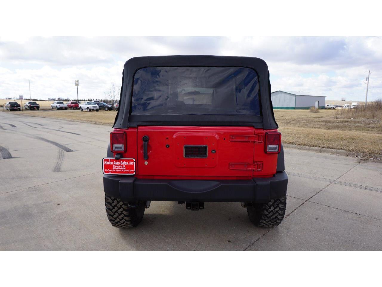 2011 Jeep Wrangler (CC-1330852) for sale in Clarence, Iowa