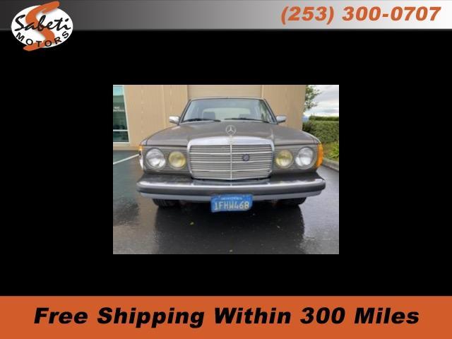 1983 Mercedes-Benz 300 (CC-1338582) for sale in Tacoma, Washington