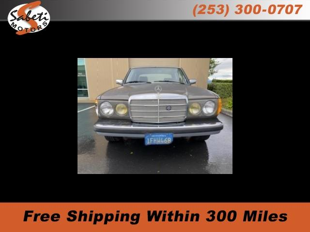 1983 Mercedes-Benz 300 (CC-1338582) for sale in Tacoma, Washington