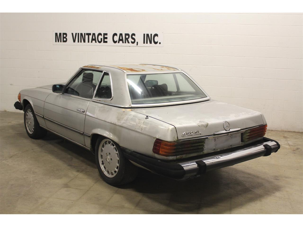 1976 Mercedes-Benz 450SL (CC-1338584) for sale in Cleveland, Ohio
