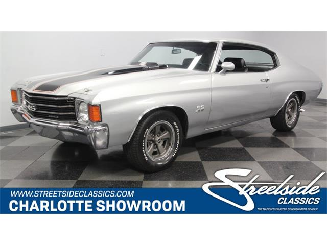1972 Chevrolet Chevelle (CC-1338614) for sale in Concord, North Carolina