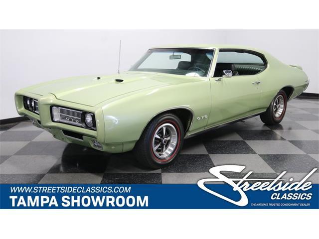 1969 Pontiac GTO (CC-1338624) for sale in Lutz, Florida