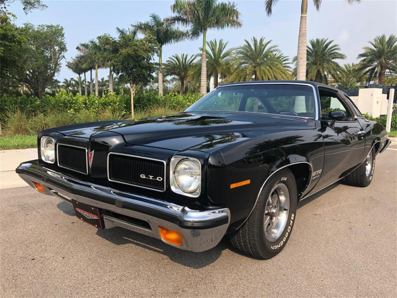 1973 Pontiac GTO (CC-1338687) for sale in Milford City, Connecticut