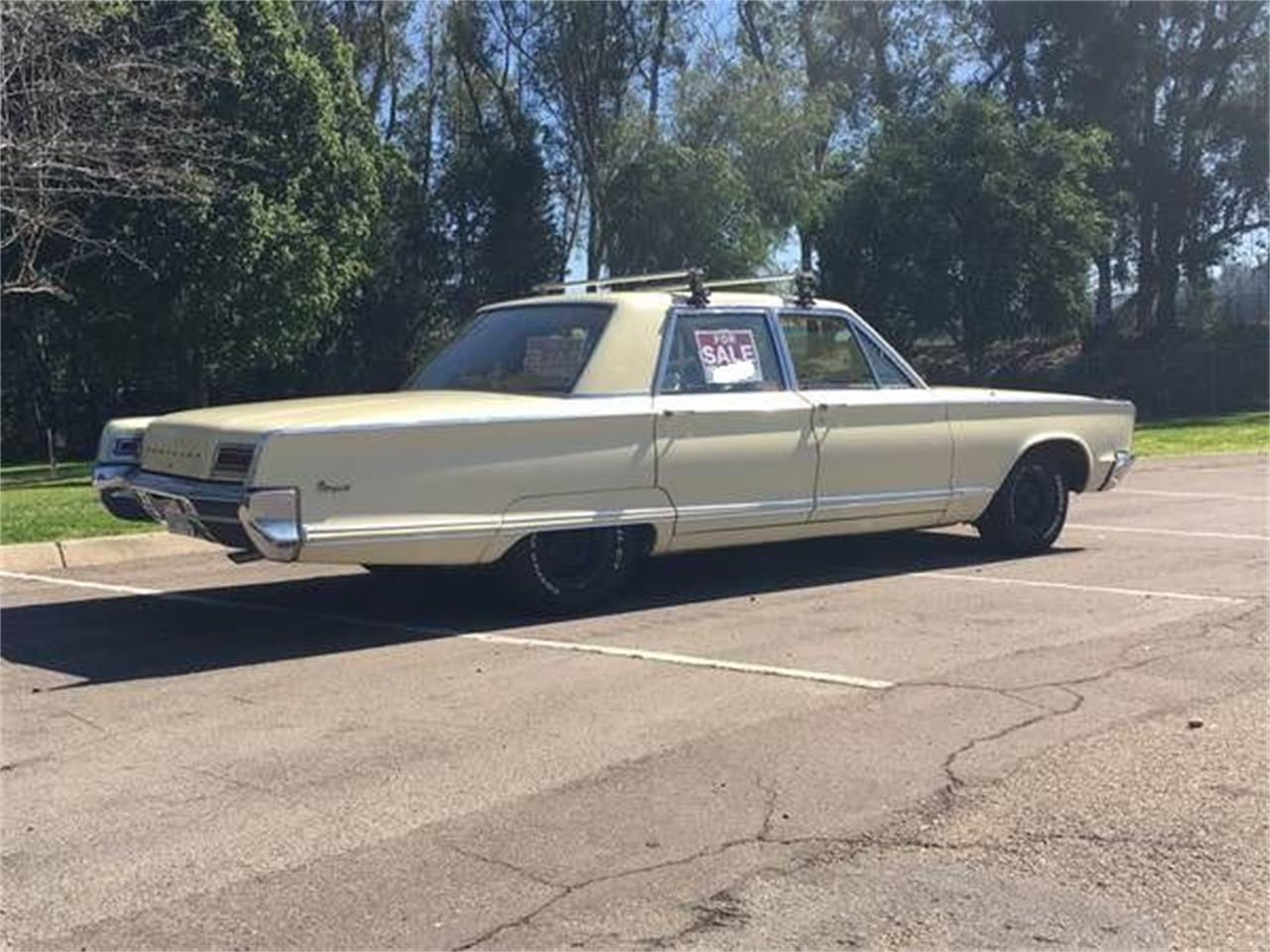 1966 Chrysler Newport (CC-1338706) for sale in Cadillac, Michigan