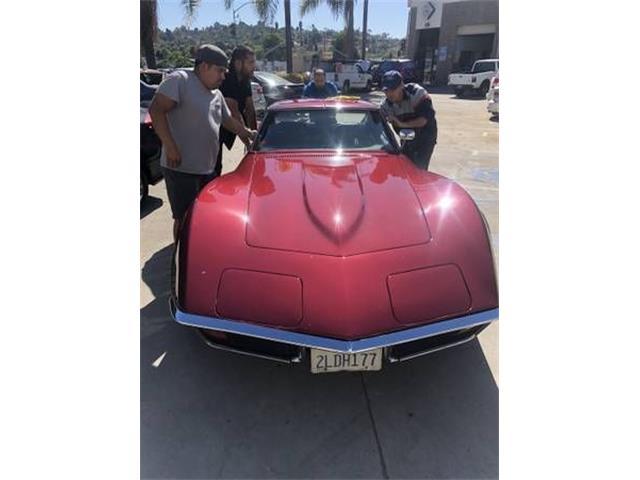 1972 Chevrolet Corvette (CC-1338707) for sale in Cadillac, Michigan