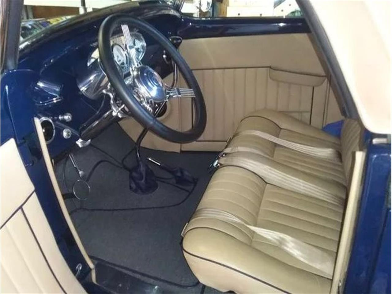 1932 Ford Cabriolet (CC-1338716) for sale in Cadillac, Michigan
