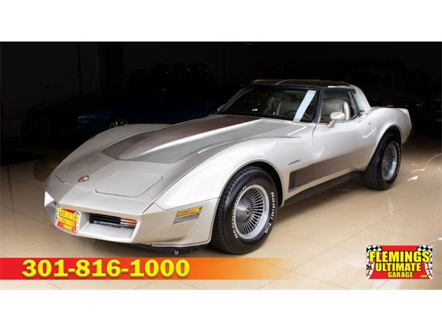 1982 Chevrolet Corvette (CC-1330879) for sale in Rockville, Maryland