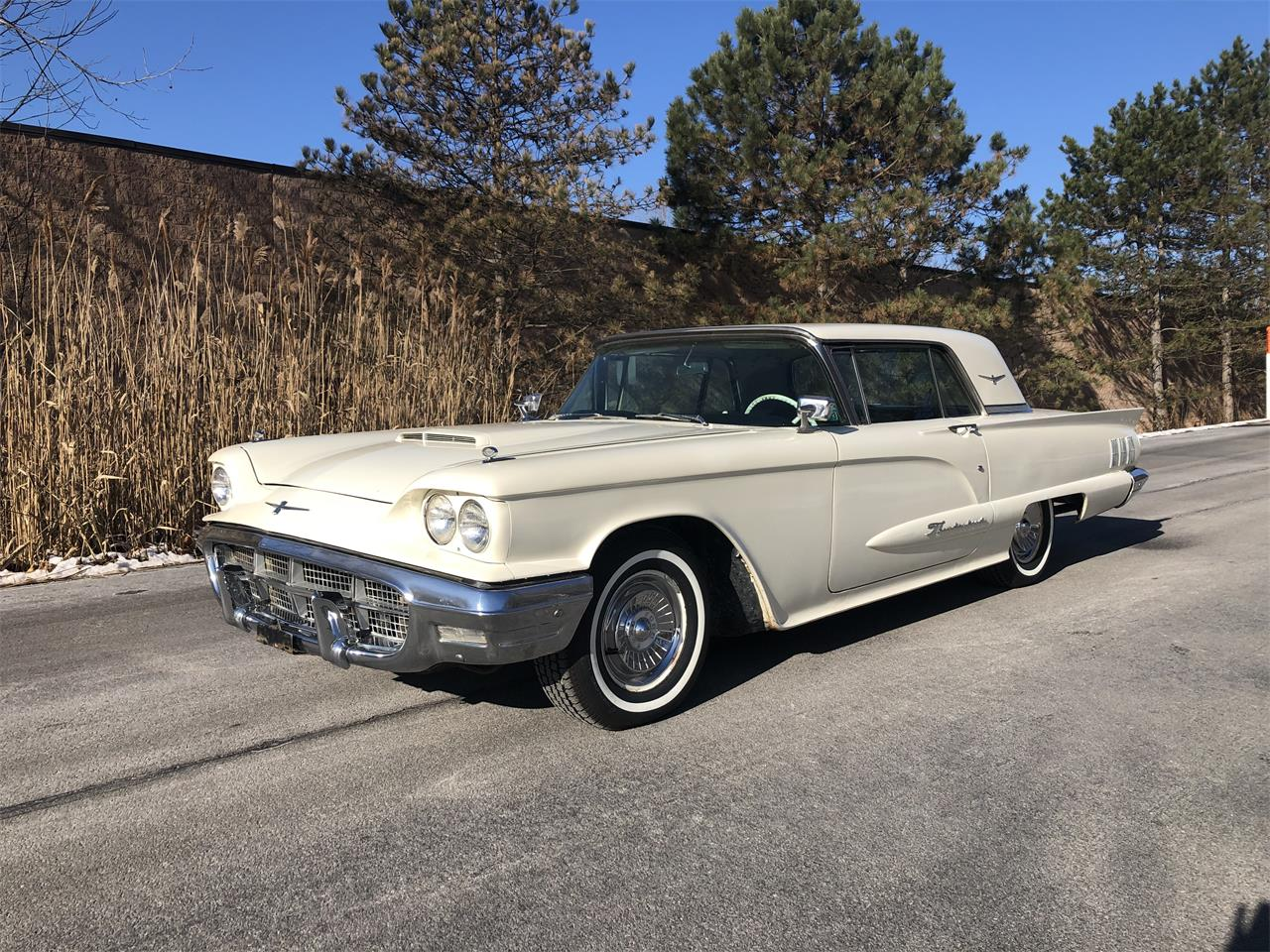 1960 Ford Thunderbird (CC-1338794) for sale in Solon, Ohio