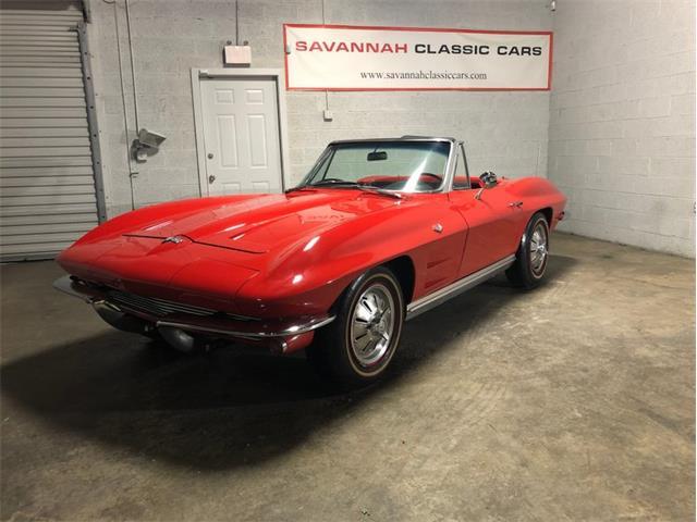 1964 Chevrolet Corvette (CC-1330881) for sale in Savannah, Georgia