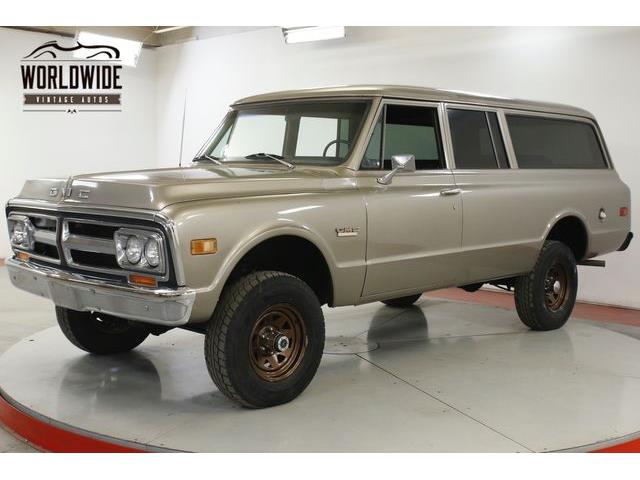 1972 GMC Suburban (CC-1338838) for sale in Denver , Colorado