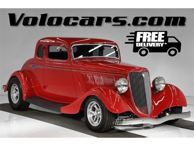1934 Ford Custom (CC-1338849) for sale in Volo, Illinois