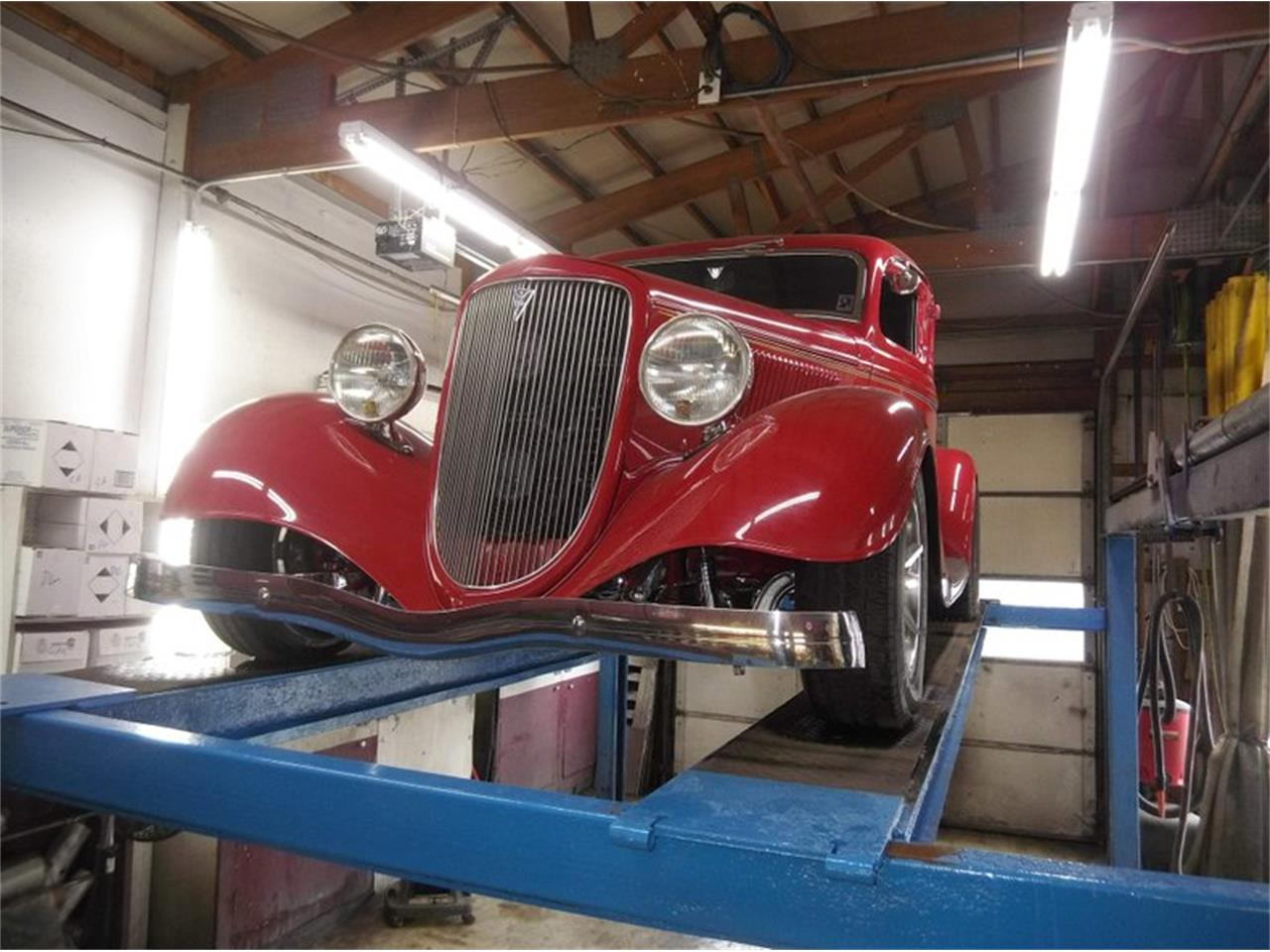 1934 Ford Custom (CC-1338849) for sale in Volo, Illinois