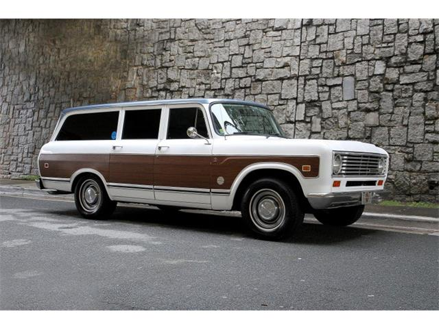 1974 International Travelall (CC-1330885) for sale in Atlanta, Georgia