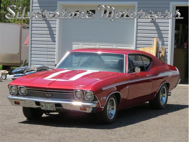 1968 Chevrolet Chevelle (CC-1338859) for sale in North Andover, Massachusetts