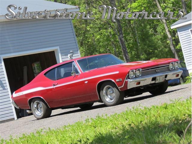 1968 Chevrolet Chevelle (CC-1338859) for sale in North Andover, Massachusetts