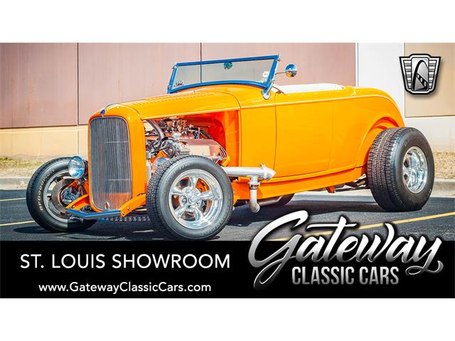 1932 Ford Roadster (CC-1338882) for sale in O'Fallon, Illinois