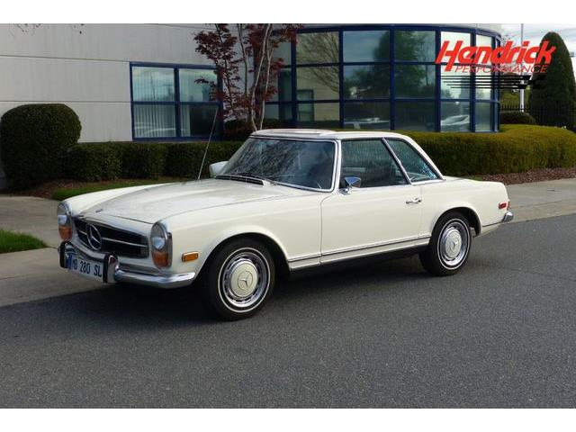 1971 Mercedes-Benz 280SL (CC-1338908) for sale in Charlotte, North Carolina