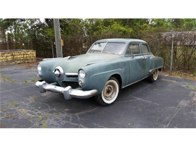 1950 Studebaker Commander (CC-1338916) for sale in Simpsonville, South Carolina