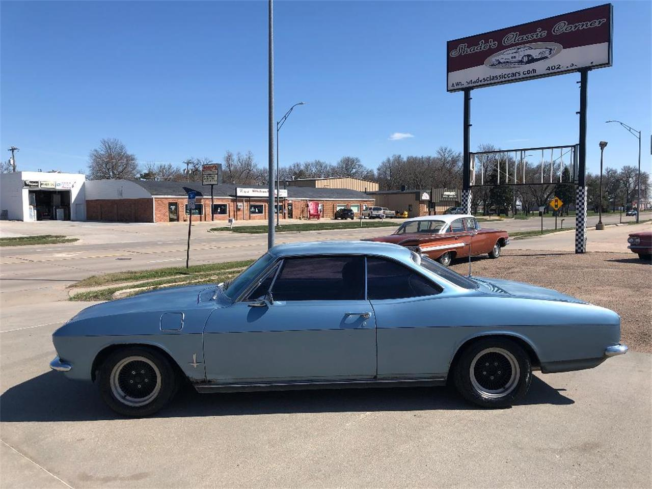 1965 Chevrolet Corvair (CC-1338959) for sale in Hastings, Nebraska