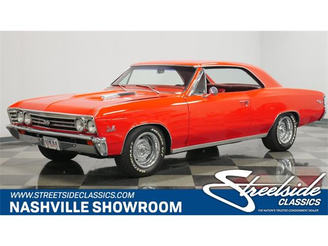 1967 Chevrolet Chevelle (CC-1339007) for sale in Lavergne, Tennessee