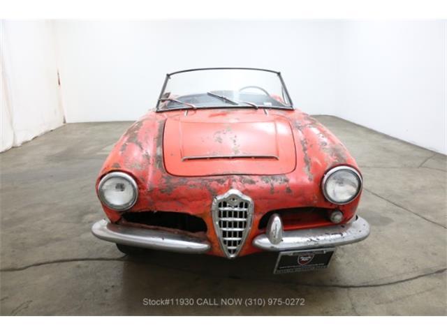 1963 Alfa Romeo Giulietta Spider (CC-1339021) for sale in Beverly Hills, California
