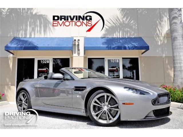 2016 Aston Martin V12 Vantage S (CC-1339024) for sale in West Palm Beach, Florida