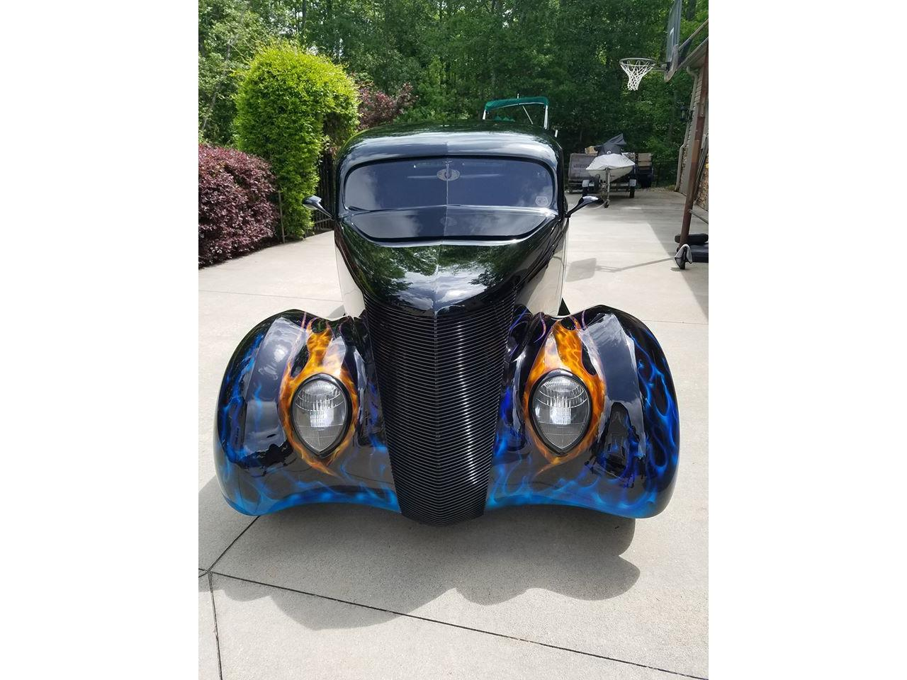 1937 Ford Sedan (CC-1339025) for sale in West Pittston, Pennsylvania