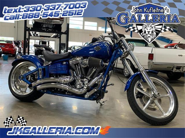 2008 Harley-Davidson Motorcycle (CC-1339034) for sale in Salem, Ohio