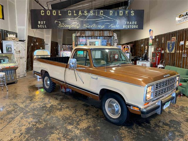 1979 Dodge D250 (CC-1339041) for sale in Redmond, Oregon