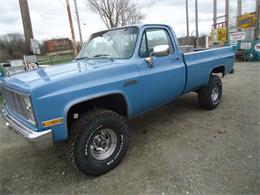 1986 Chevrolet C/K 1500 (CC-1339043) for sale in Jackson, Michigan