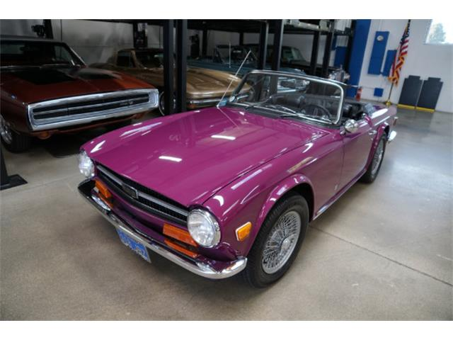 1973 Triumph TR6 (CC-1339046) for sale in Torrance, California
