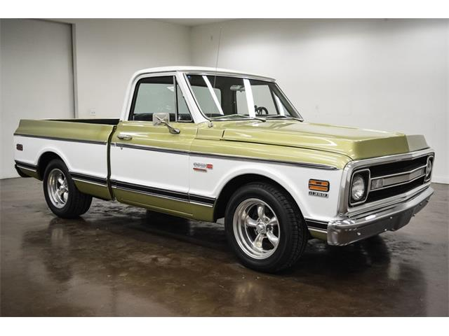 1972 Chevrolet C10 (CC-1339048) for sale in Sherman, Texas