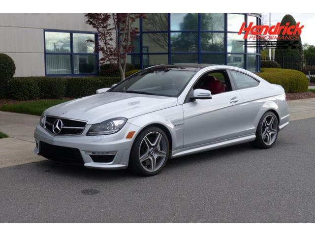2012 Mercedes-Benz C-Class (CC-1339057) for sale in Charlotte, North Carolina