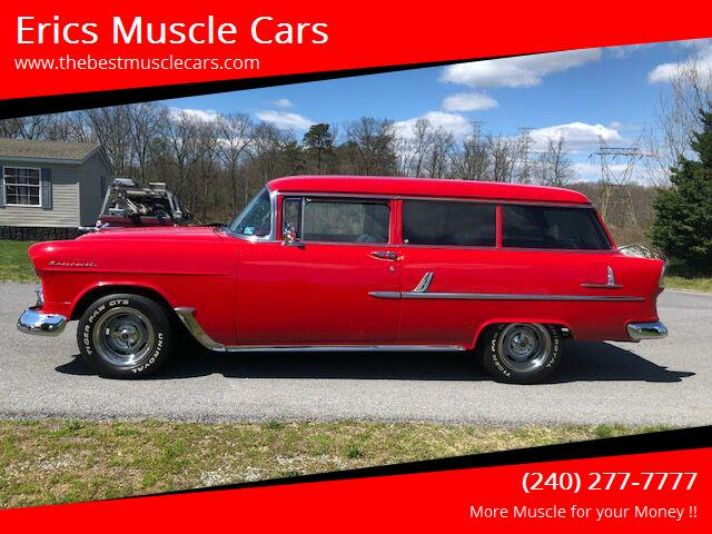 1955 Chevrolet 210 (CC-1339071) for sale in Clarksburg, Maryland