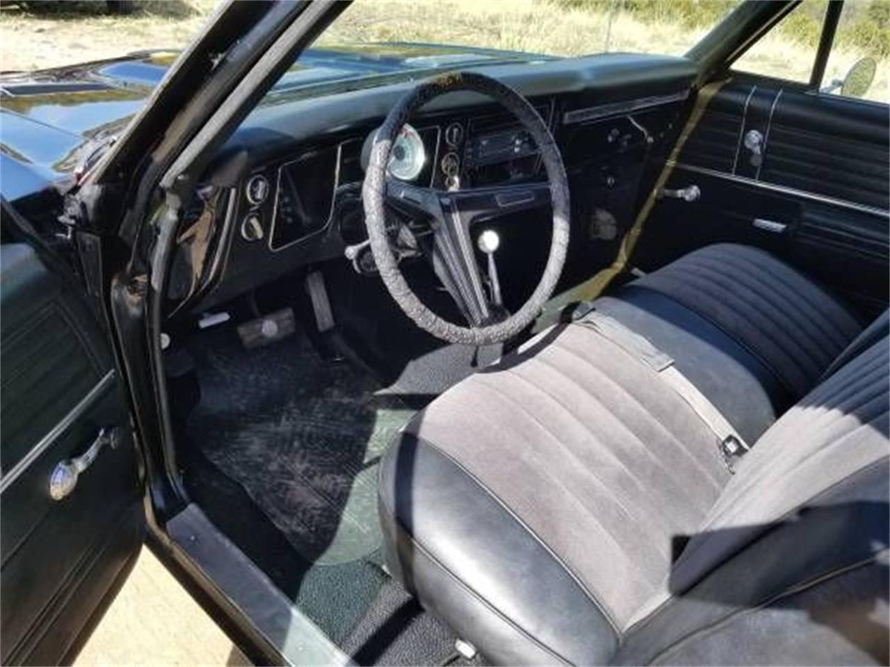 1968 Chevrolet El Camino (CC-1339084) for sale in Cadillac, Michigan