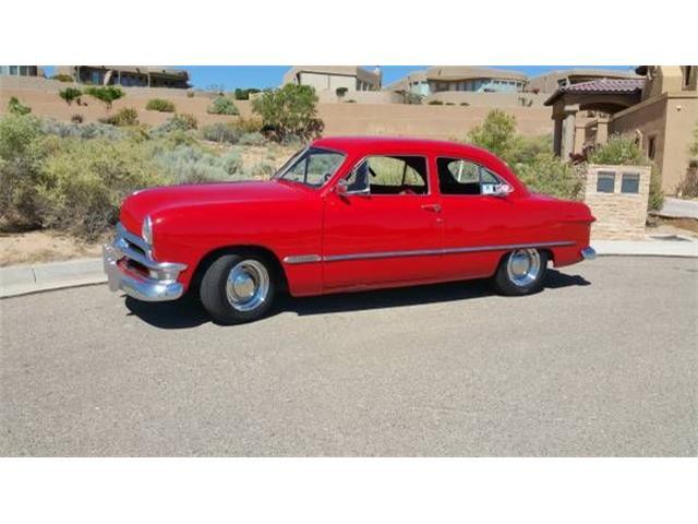 1950 Ford Custom (CC-1339085) for sale in Cadillac, Michigan
